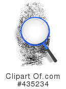Finger Print Clipart #435234 by Tonis Pan