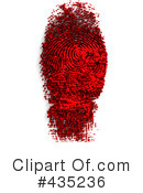 Finger Print Clipart #435236 by Tonis Pan