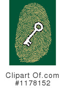 Fingerprint Clipart #1178152