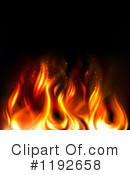 Fire Clipart #1192658 by TA Images