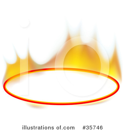 Flames Clipart #35746 by dero