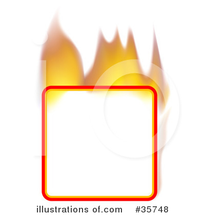 Flames Clipart #35748 by dero