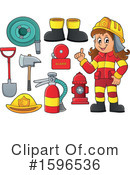 Fire Department Clipart #1596536 by visekart