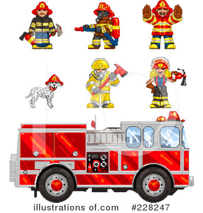 Fire Extinguisher Clipart #228247 by Tonis Pan