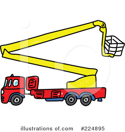 Fire Truck Clipart #224895 by Prawny