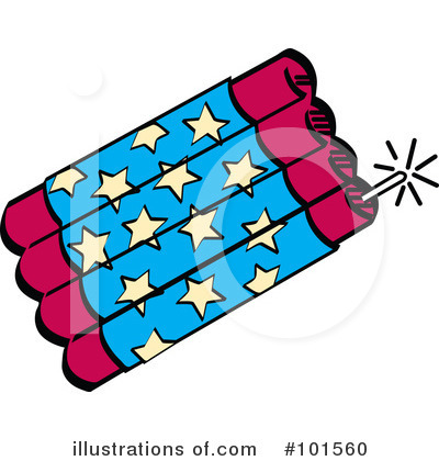 Firecracker Clipart #101560 by Andy Nortnik