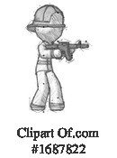 Firefighter Clipart #1687822 by Leo Blanchette