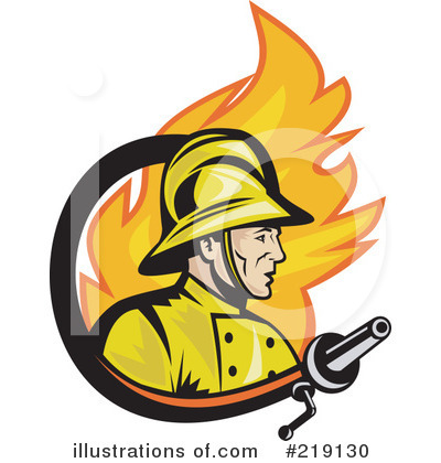 Fire Department Clipart #219130 by patrimonio