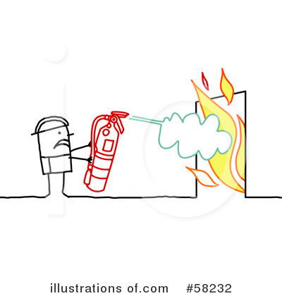 Firefighter Clipart #58232 by NL shop