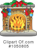 Fireplace Clipart #1050805 by visekart