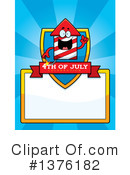 Firework Clipart #1376182 by Cory Thoman