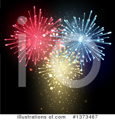 New Year Clipart #1373467 by KJ Pargeter