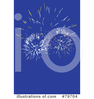 Chinese Fireworks Clipart. More Clip Art Illustrations of Fireworks