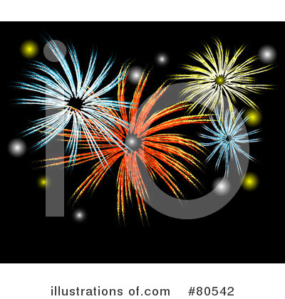 Fireworks Clipart #80542 by tdoes