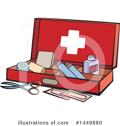 Medical Clipart #1449880 by Lal Perera