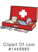 First Aid Clipart #1449880 by Lal Perera