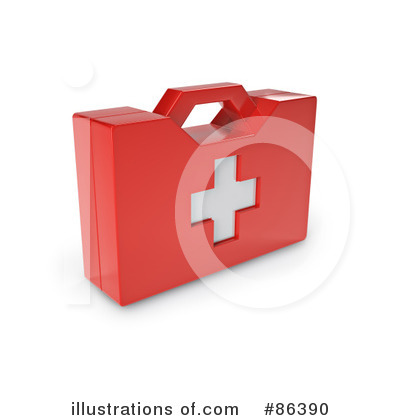 First Aid Kit Clipart #86390 by Mopic