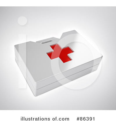 First Aid Kit Clipart #86391 by Mopic
