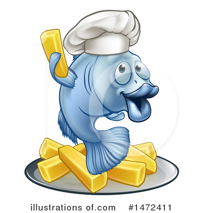 Chef Hat Clipart #1472411 by AtStockIllustration