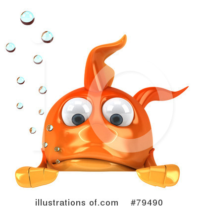 Goldfish Clipart #79490 by Julos