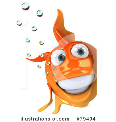 Goldfish Clipart #79494 by Julos
