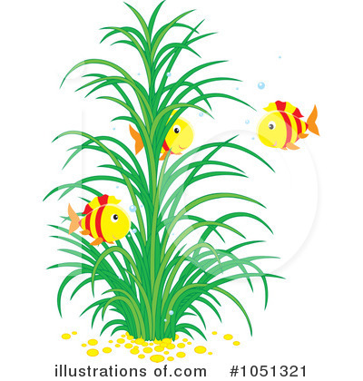 Fish Clipart #1051321 by Alex Bannykh