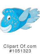 Fish Clipart #1051323 by Alex Bannykh