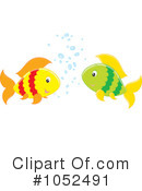 Fish Clipart #1052491 by Alex Bannykh