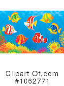 Fish Clipart #1062771