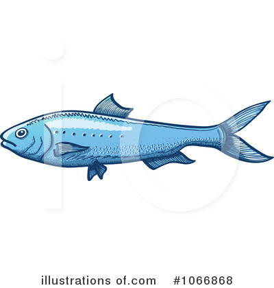 Fish Clipart #1066868 by Zooco