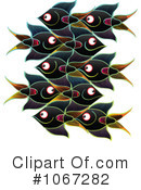 Fish Clipart #1067282 by Zooco