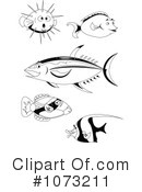 Fish Clipart #1073211