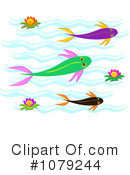 Fish Clipart #1079244