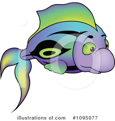 Fish Clipart #1095077 by dero