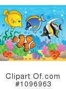 Royalty-Free (RF) fish Clipart Illustration #1096963