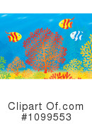 Fish Clipart #1099553