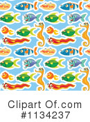 Fish Clipart #1134237