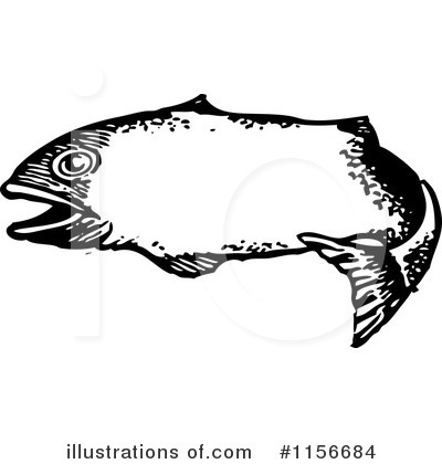 Fish Clipart #1156684 by BestVector
