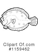 Fish Clipart #1159462 by lineartestpilot