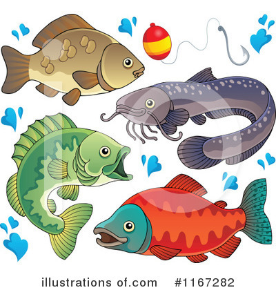 Fishing Clipart #1167282 by visekart