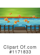 Royalty-Free (RF) Fish Clipart Illustration #1171833