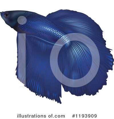 Fish Clipart #1193909 by dero
