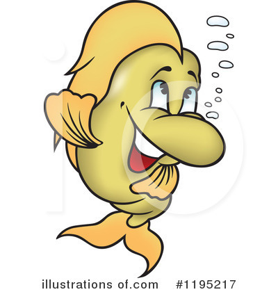 Fish Clipart #1195217 by dero