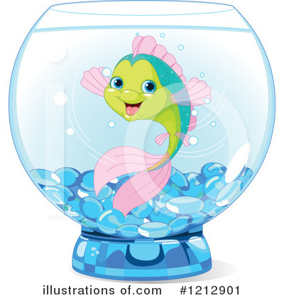 Fish Clipart #1212901 by Pushkin