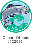 Fish Clipart #1220831 by patrimonio
