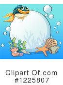 Fish Clipart #1225807
