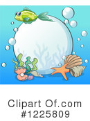 Fish Clipart #1225809