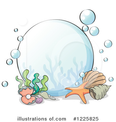 Ocean Clipart #1225825 by Graphics RF