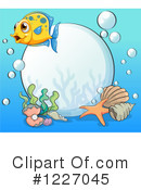 Fish Clipart #1227045