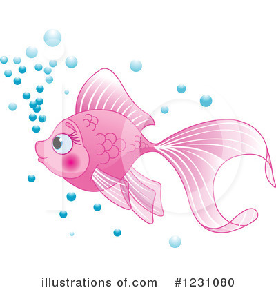 Fish Clipart #1231080 by Pushkin